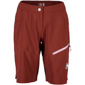 Maloja RoschiaM. Cycling Shorts Women brown